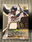 Tony Gwynn 2004 UD Ultimate Collection Autograph Jersey 20 50 Pinstripe HOF Auto
