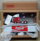 HTF Hartoy PEM Coca Cola International COE Tractor Trailer Semi 164