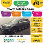 2012 GREY AUDI Q7 30 TDI 245 QUATTRO S LINE + DIESEL AUTO CAR FINANCE FR 79 PW