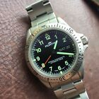 Fortis Official Cosmonaut Day Date Swiss Automatic Watch
