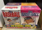 TOPPS Series 1 & 2 Baseball 1996 Sealed Factory MICKEY MANTLE Cereal Box Set