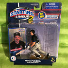 2001 Hasbro Starting Lineup 2 MLB New York Mets Mike Piazza - MOC NEW