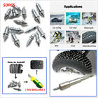 Car Truck Motorcycle Tire Spikes Snow Ice Road Wheel Tyre Studs Screw For Winter