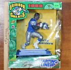 Starting Lineup 1998 Barry Sanders Detroit Lions Gridiron Greats