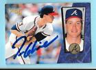 Tom Glavine Cards, Rookie Cards and Autographed Memorabilia Guide 20