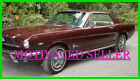1966 Ford Mustang 1966 Ford Mustang Coupe289ci V83 Spd Manual Turn Key Pony Leather Interior