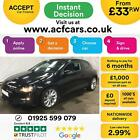 2011 BLACK VW SCIROCCO 20 TDI 140 BMT GT DIESEL COUPE CAR FINANCE FR 33 PW