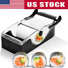 DIY Sushi Roller Cutter Machine Kitchen Gadgets Magic Maker Perfect Roll Tool