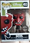 Devil The Nightmare Before Chrristmas Funko Pop Exclusive