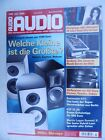 Audio 7/09, LOGAN SUMMIT X,CABRIDGE E/W 840,VINCENT SA 31 MK,SP 331,CANTON VENTO
