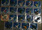 Lot 19 Zee Toy DYNA FLITES Die Cast Metal Plane Jets Helicopters Vintage 90s 80s
