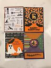 4 Handmade Halloween Cards Using Stampin Up