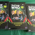 2016 DOCTOR WHO Extraterrestrial Encounters Trading Cards Hobby Box Topps SEALED