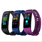Smart wristWatch Flash Deal Color Screen Blood Pressure Heart Rate Monitor Sport