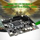 Motherboard 1155 DDR3 PCIE Micro ATX for Intel H61 Socket LGA Support Core i7 i5