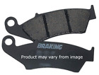Braking Front Left Brake Pads - SM1 Compound For BMW