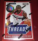 2014-15 PANINI THREADS Basketball Box 1 Mem & 2 Wood RC Per Possible Embiid RC