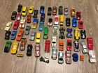 Lot of 58 Vintage 1970 2013 Hotwheels Matchbox Diecast Cars Collection D