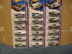 Hot Wheels Complete set 18 2013 Zamac Cars Skyline Datsun 240Z Ferrari Lambo