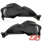 2004 2005 KTM 450 Front Handle Bar Protector Mount Guard Fairing Carbon Fiber