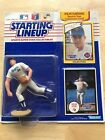 1990 Starting Lineup Nolan Ryan Figure Texas Rangers W/ New York Mets Card