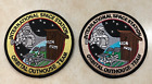 SPACEX SPACE X ISS INTERNATIONAL SPACE STATION ORBITAL OUTHOUSE TEAM PATCH SET