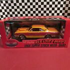 Highway 611968 Super Stock Hemi DartBill Bradshaw118 scale diecast model
