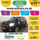 2014 BLUE MINI COUNTRYMAN COOPER D 16 112 DIESEL HATCH CAR FINANCE FR 33 PW