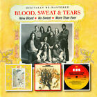 Blood, Sweat And Tears - New Blood / No Sweat / More Than Ever (CD)