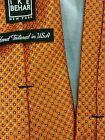 Ike Behar Sartorial gorgeous Tie (Hand Tailored in USA)  NWT$145