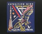 EXPEDITION NINE ISS NASA PATCH