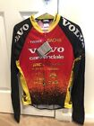 Vintage Cannondale USA Volvo Tissot Long Sleeve Cycling Jersey Large NEW w TAG