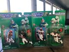 New Sealed Starting Lineup COREY DILLON & Carl Pickens  Bengals Figure Lot Of 2