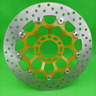 New Front Brake Disc Rotors For HYOSUNG GT 650 R EFI 2009-2015 GT650R 2PCS