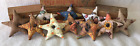 Primitive Ornies Fall Thanksgiving Mini Stars Bowl Fillers Make Do's Fall Tucks
