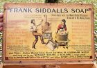 Wonderful Antique Advertising Wooden Box