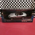 AUTOart2001 BMW Z8 007 James Bond collection118 scale diecast movie car