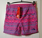 NWT GIRLS KID THE NORTH FACE FLASHDRY PINK TODDLER HIKE WATER SHORTS SWIM 3T 6T