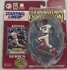 1996 ROD CAREW ANAHEIM ANGELS Cooperstown Collection Starting Lineup Unopened