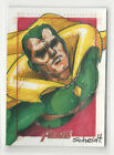 Vision 2012 Marvel Greatest Heroes Avengers Sketch Card by Scheidt Fernando 1 1
