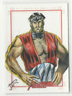 2012 Marvel Greatest Heroes The Avengers Sketch Card by Jader Correa 1 1