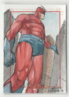 Ant Man 2012 Marvel Greatest Heroes The Avengers Sketch Card by Mauro Fodra 1 1