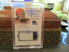 Panini Flawless Autograph Rookie Jersey Auto Browns Johnny Manziel 23 25 2014