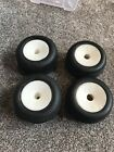 Twi Sets Of Front Tires For 1/10 Scale Stadium Truck