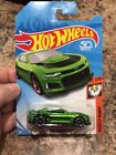 Hot Wheels 2018 Super Treasure Hunt Red Wheel Variation 2017 ZL1 Camaro