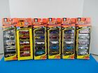 Lot of New Matchbox 5 Packs Lot Of 6 Unopened Variety 1 64 Die Cast Collect