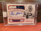 Panini Flawless Ruby On Card Autograph Jersey Cowboys Roger Staubach 10 15 2014