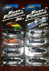 NEW HOT WHEELS THE FAST AND THE FURIOUS 2012 FULL SET