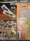 Scrapbooking Kits Die Cuts Traveling Scrapbook Paper Lot Nature Pages 12x12 Kit