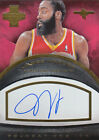 2013 Innovation Foundations Ink Gold James Harden #52 Auto 3 of 5 NM